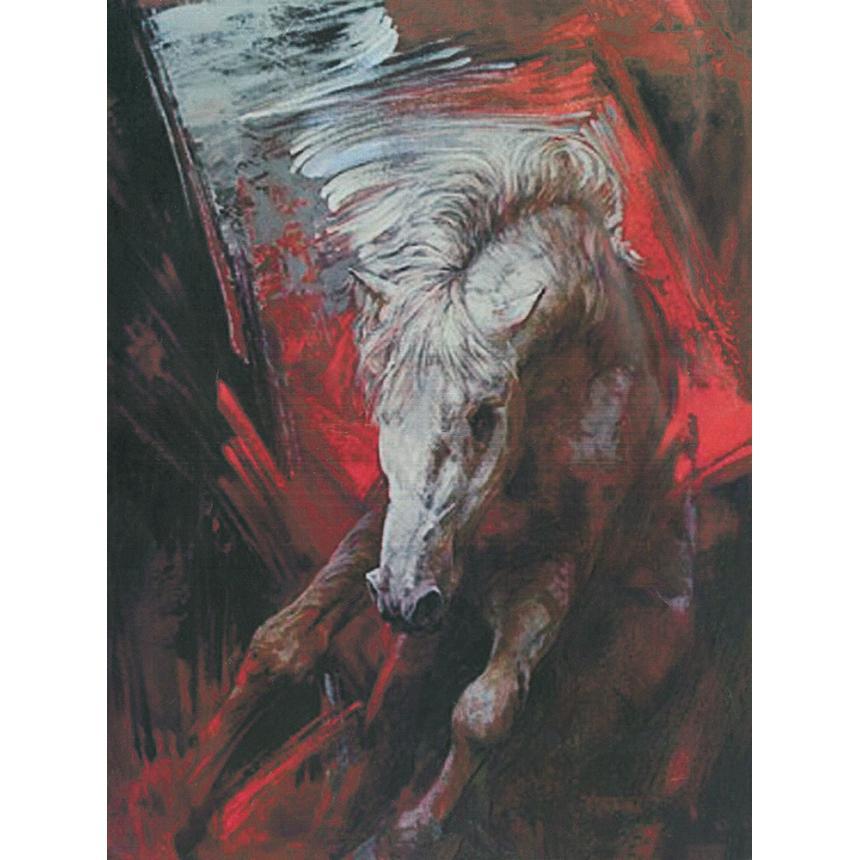 Πίνακας σε καμβά Άλογο
