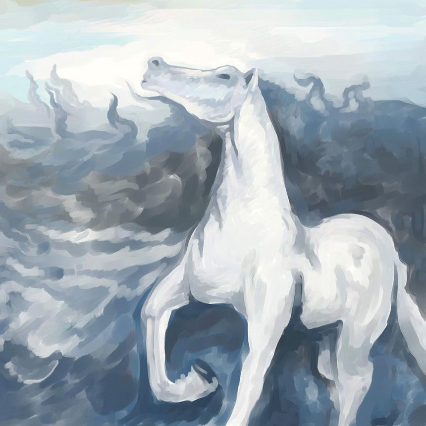Πίνακας ζωγραφικής Άλογο