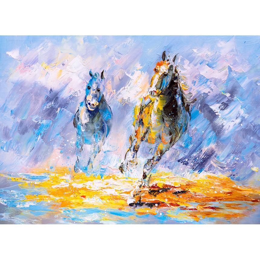 2 Άλογα