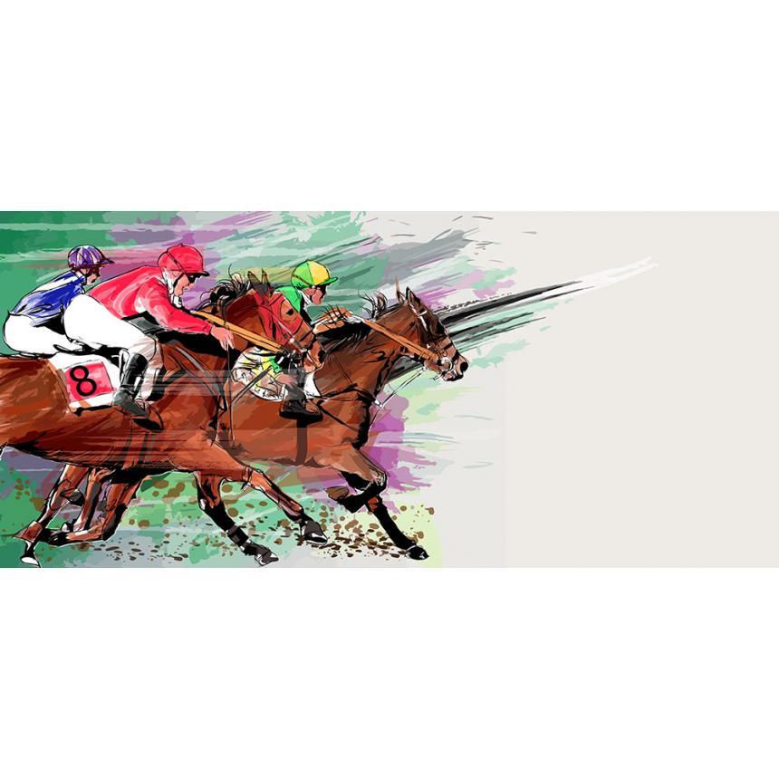 Πίνακας Άλογα σε αγώνες
