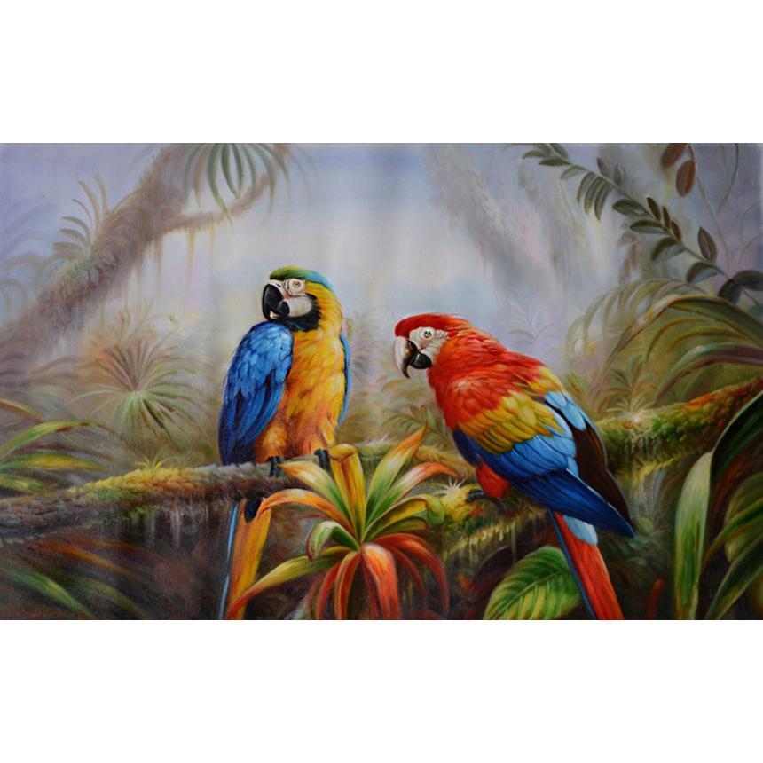 Παπαγάλοι 4