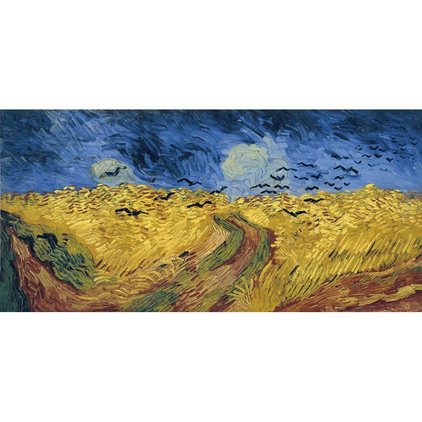 Vincent Van Gogh - Σιταροχώραφο με Κοράκια