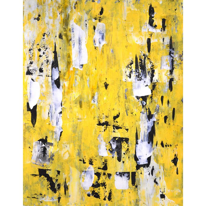 Abstract Κίτρινο
