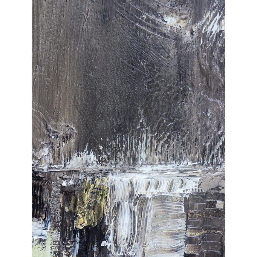 Πίνακας ζωγραφικής Abstract Βροχή