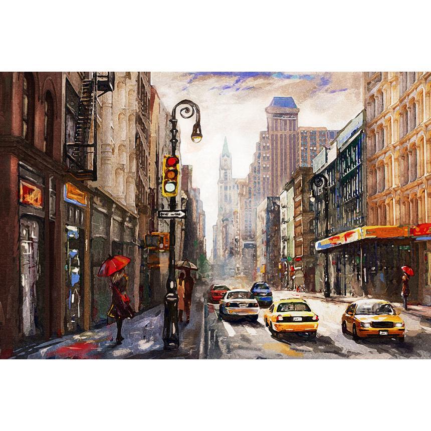 Δρόμος στη Νέα Υόρκη
