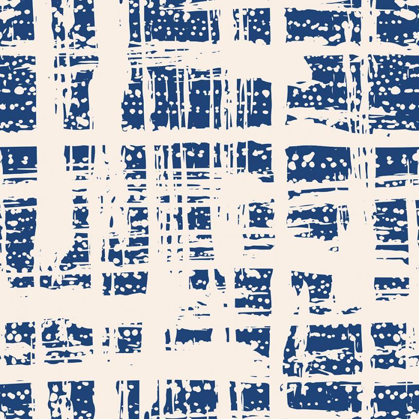 Πίνακας Abstract με τετράγωνα