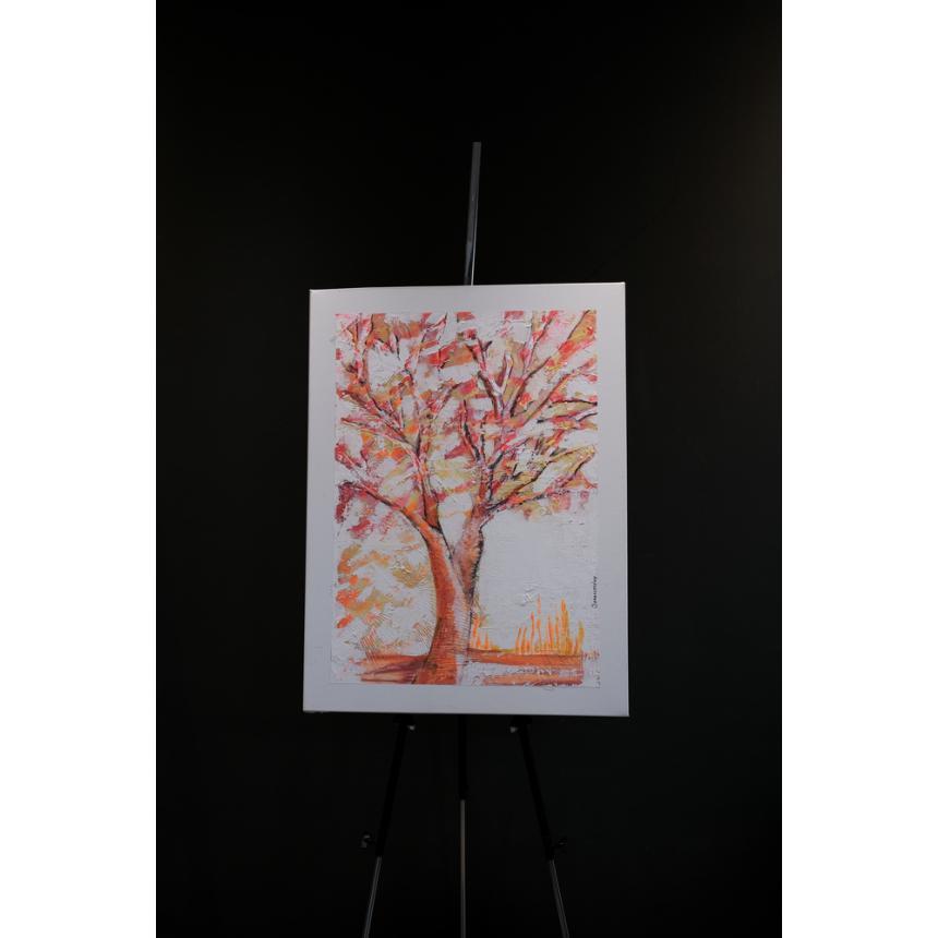 Πίνακας πορτοκαλί δέντρο