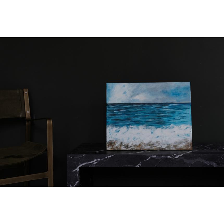 Πίνακας ζωγραφικής ακροθαλασσιά