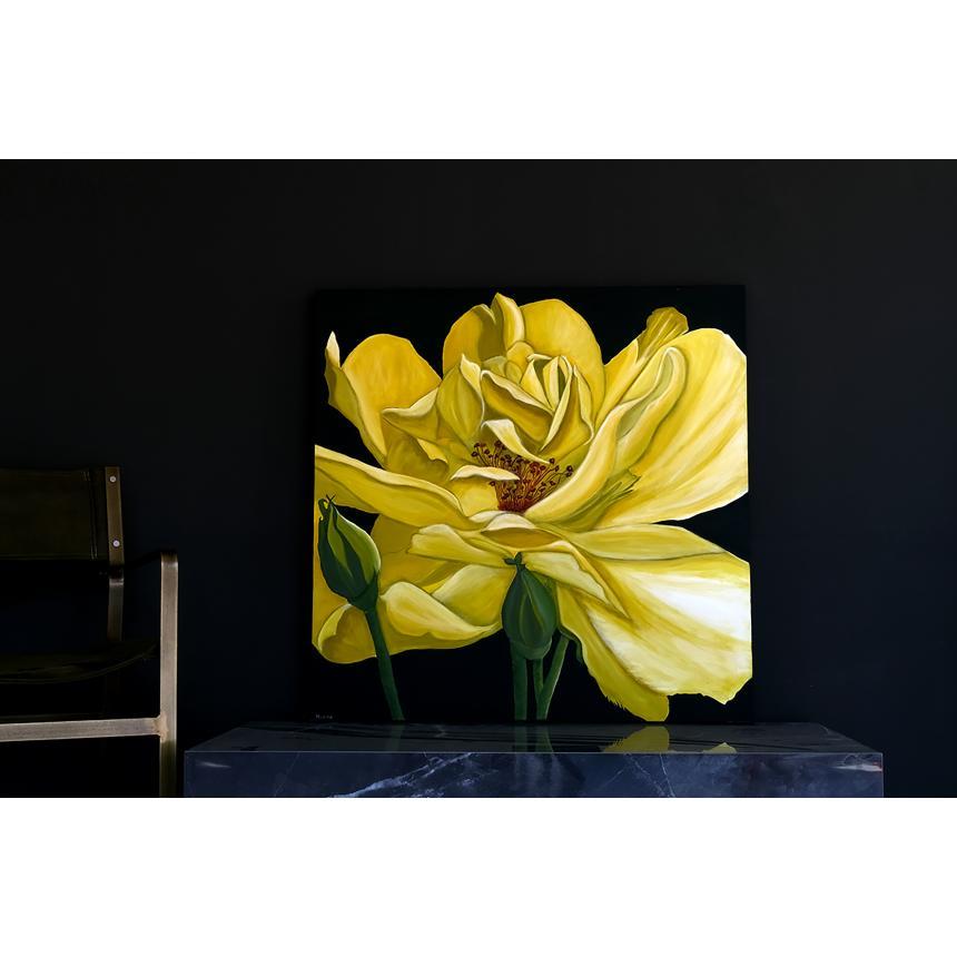 Κίτρινο τριαντάφυλλο