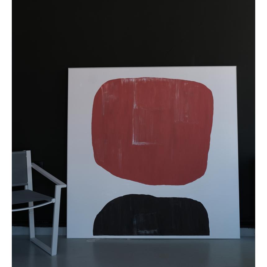 Πίνακας Abstract geometric