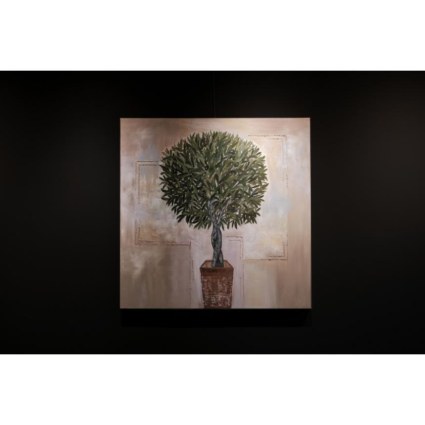 Πίνακας ελαιογραφία  Ελιά
