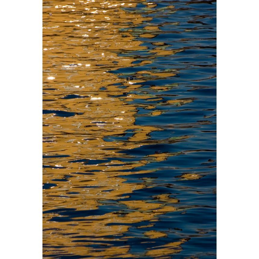 Πίνακας Αντικατοπτρισμός στη θάλασσα
