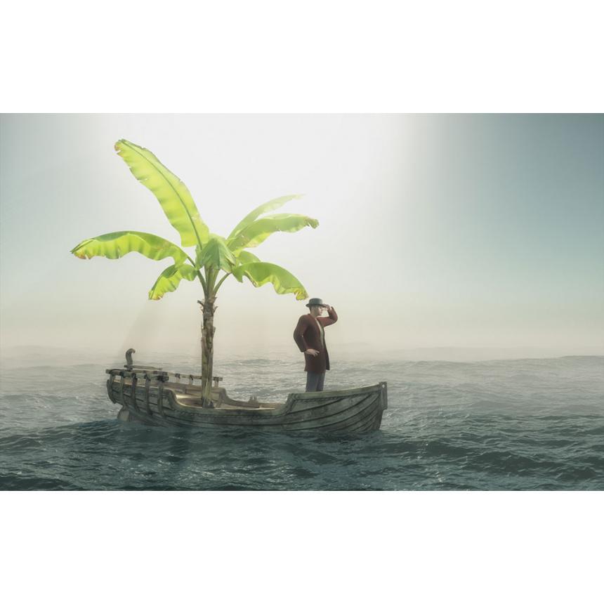 Άντρας στη Θάλασσα