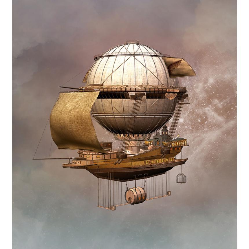 Πλοίο στα Σύννεφα