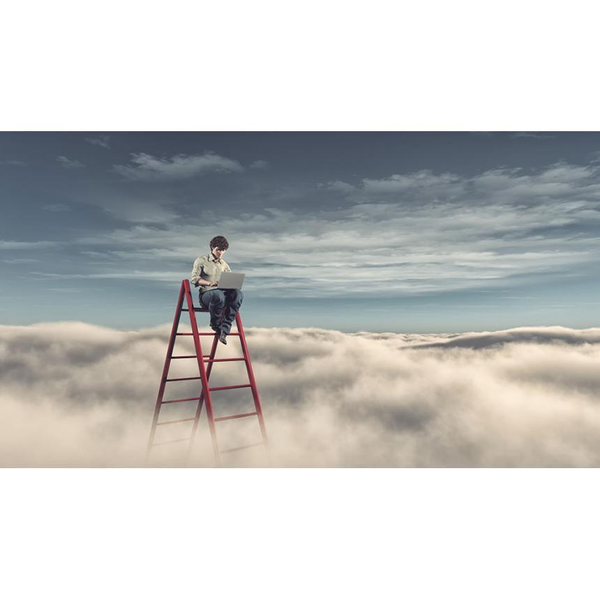 Σερφάροντας πάνω από τα σύννεφα