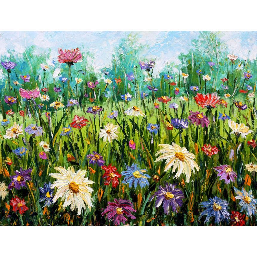 Λουλούδια στη φύση