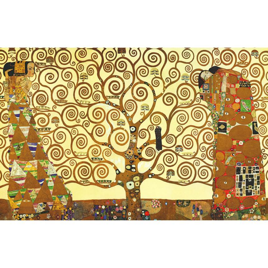 Klimt - Το δέντρο της ζωής