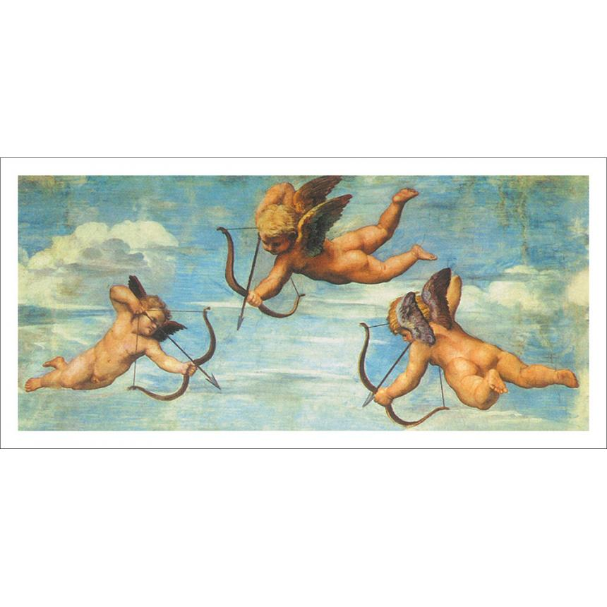 Raphael - The Triumph of Galatea