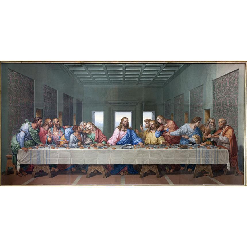 Leonardo da Vinci - Μυστικός Δείπνος