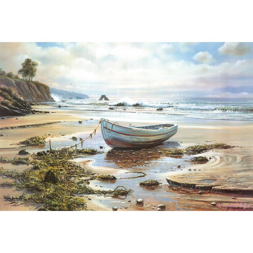 Βαρκάκι στην παραλία