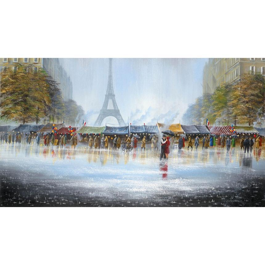 Βροχή στο Παρίσι