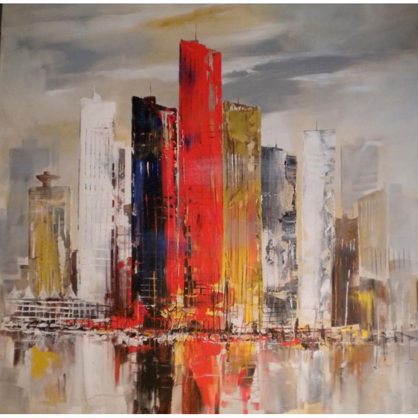 Κόκκινος Ουρανοξύστης