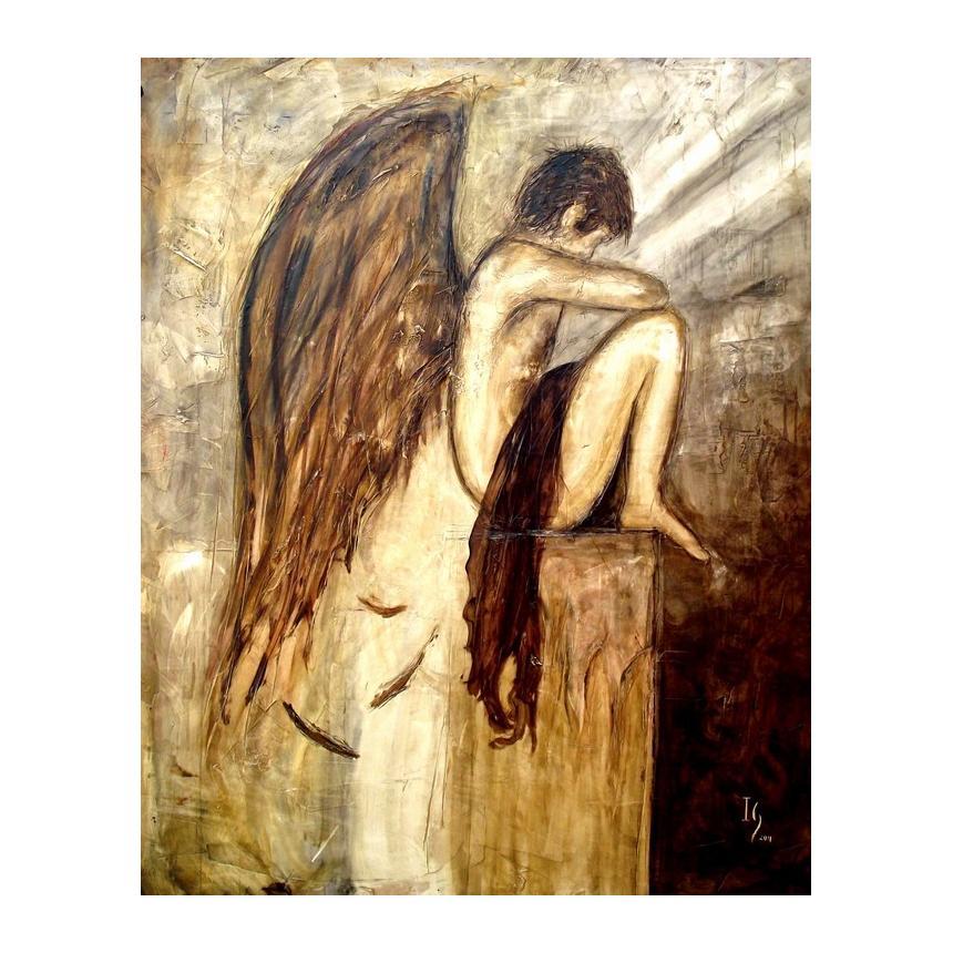 Πίνακας Πληγωμένος Άγγελος