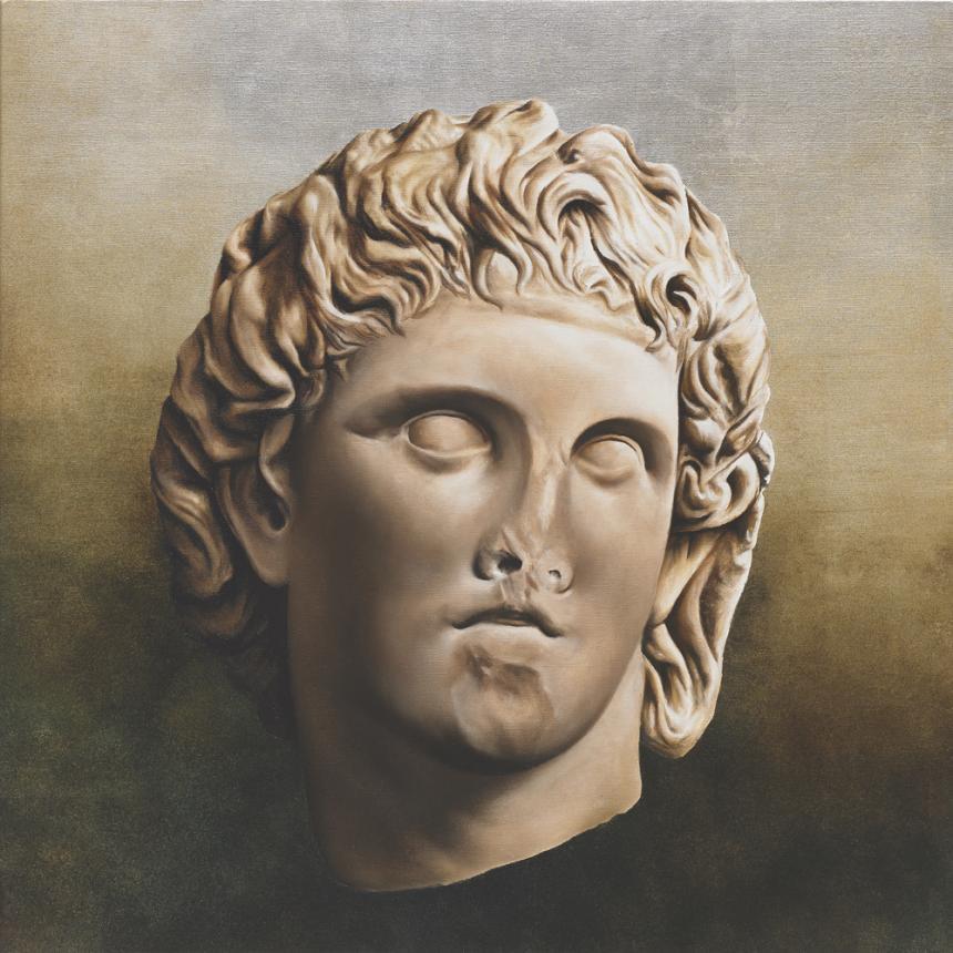 Πίνακας Αλέξανδρος Πέλλας