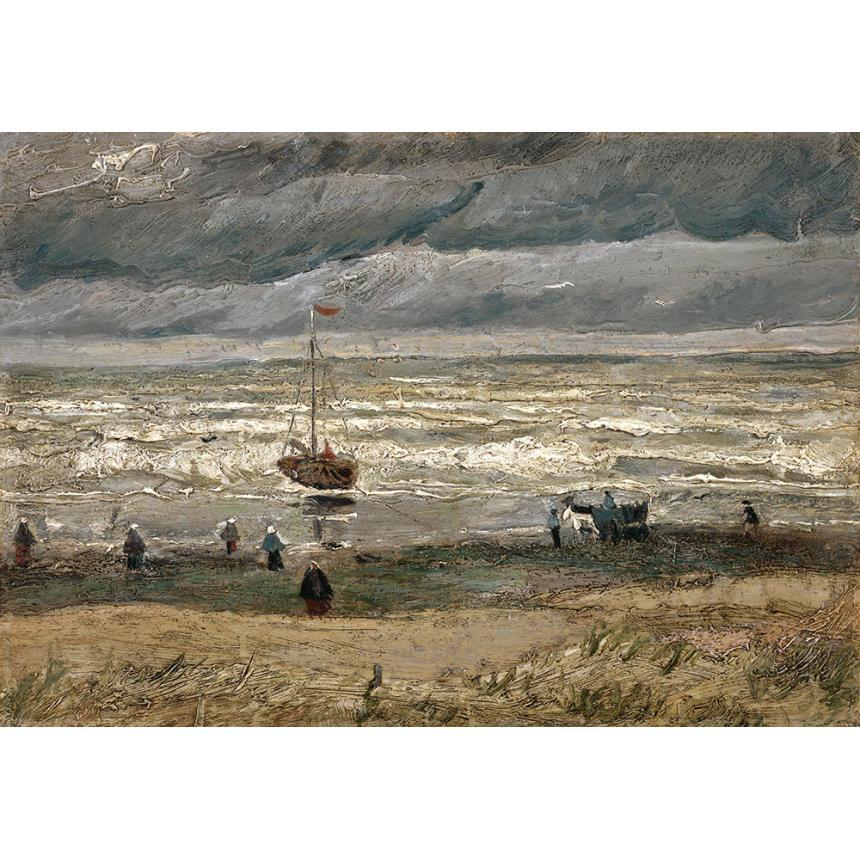 Παραλία  Van Gogh