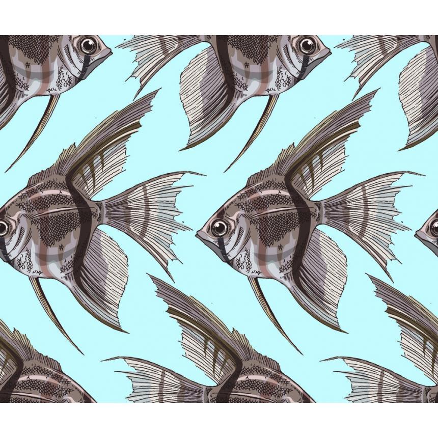 Πίνακας Ψάρια 3