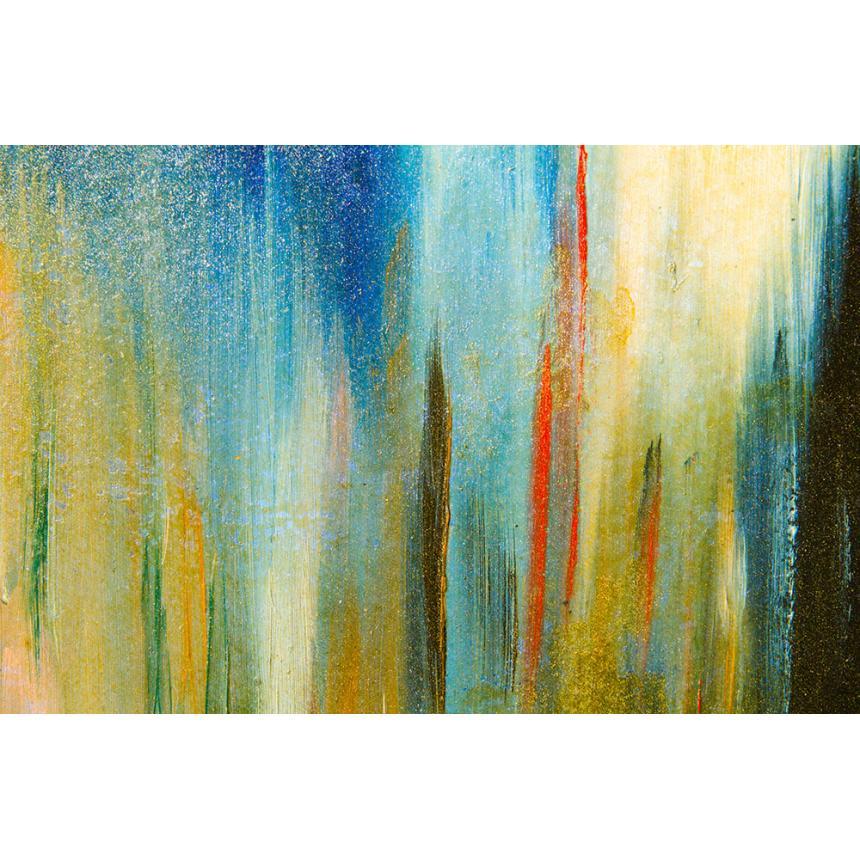 Πίνακας Abstract Γραμμικές Πινελιές