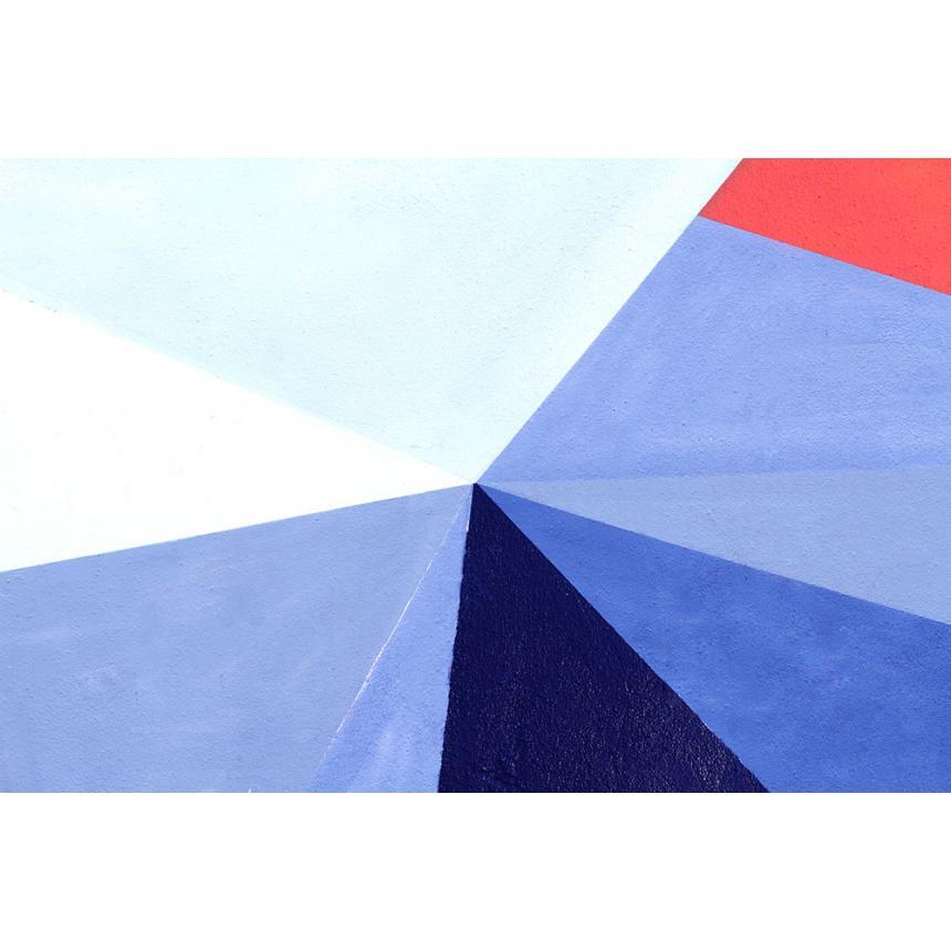 Abstract σπιράλ τριγώνων