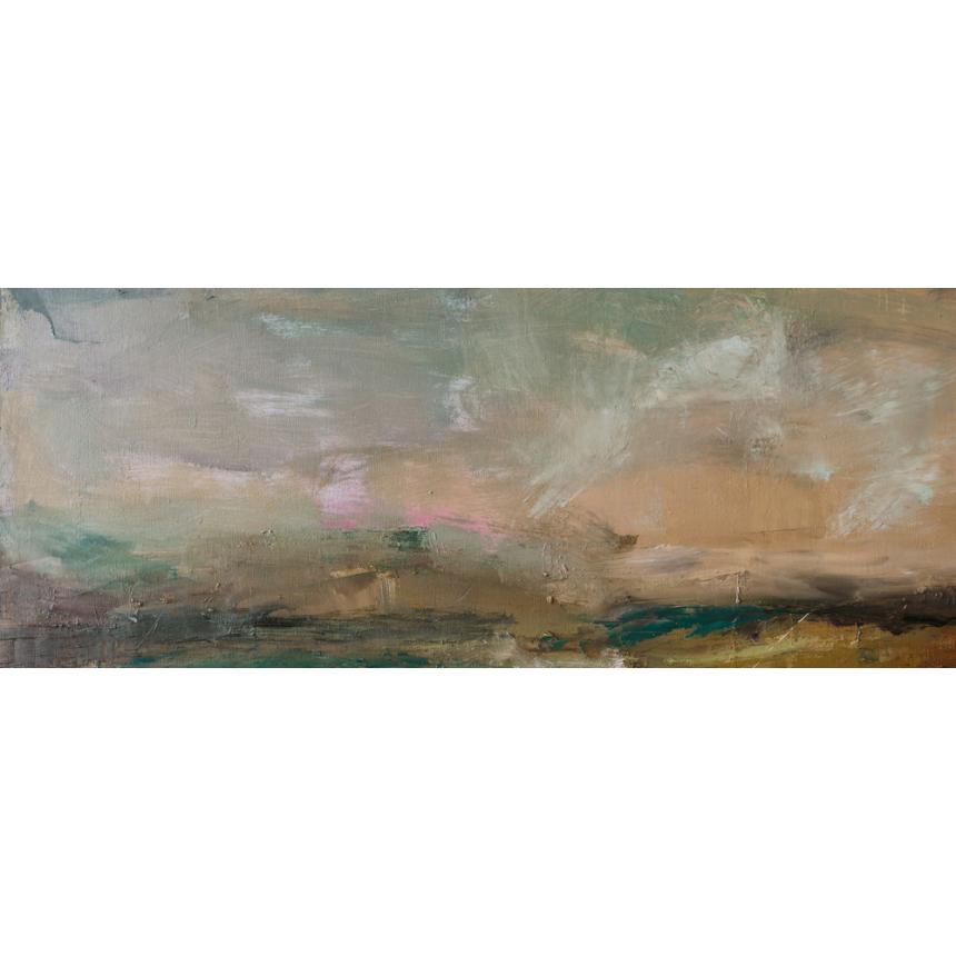 Πίνακας Abstract τοπίο