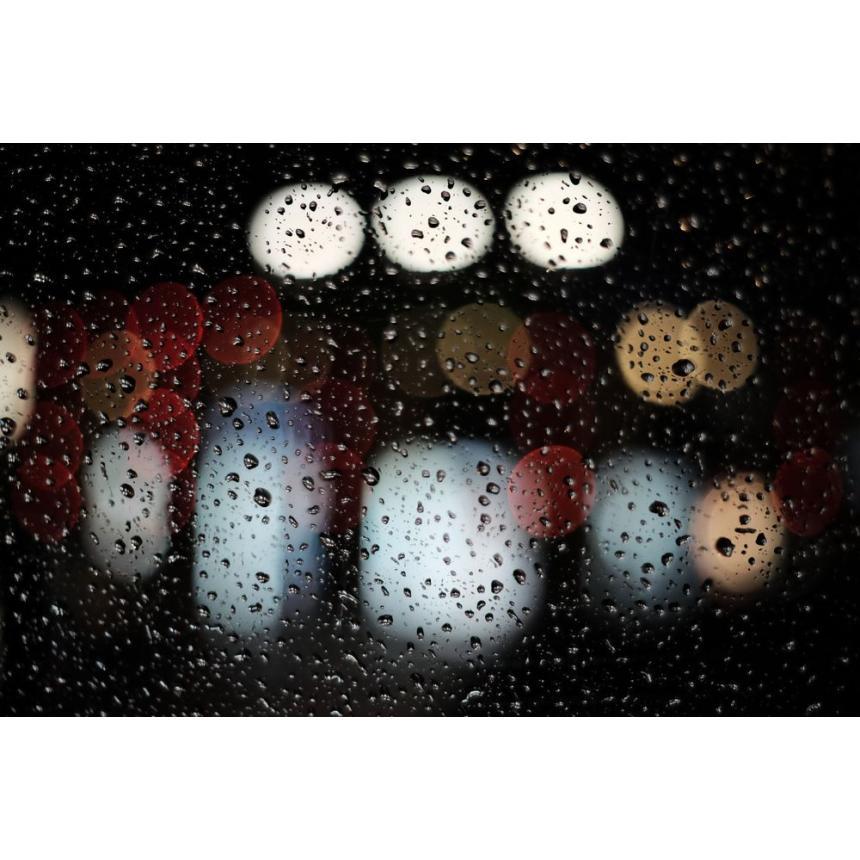 Πίνακας Φώτα στη βροχή