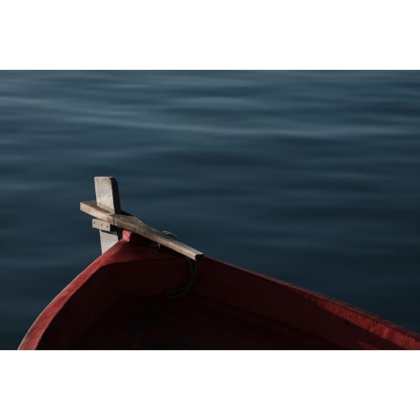 Πίνακας Πρύμνη βάρκας