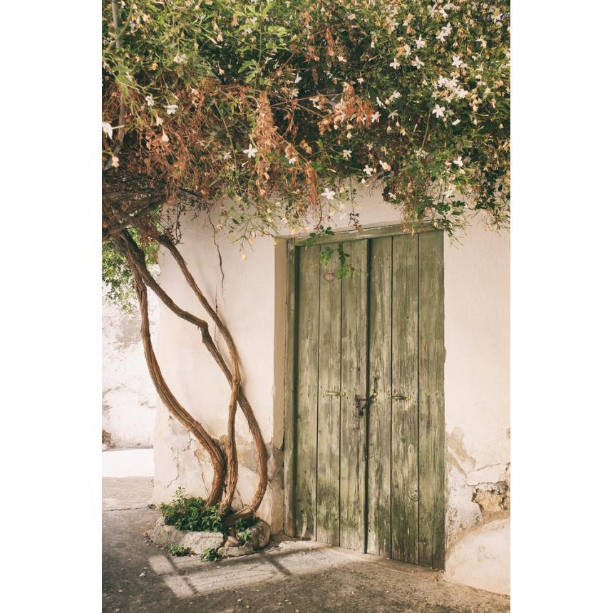 Πίνακας Πράσινη Πόρτα