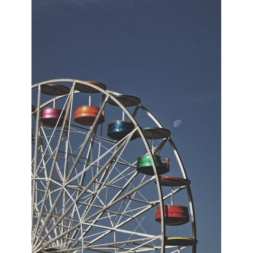 Πίνακας Luna Park