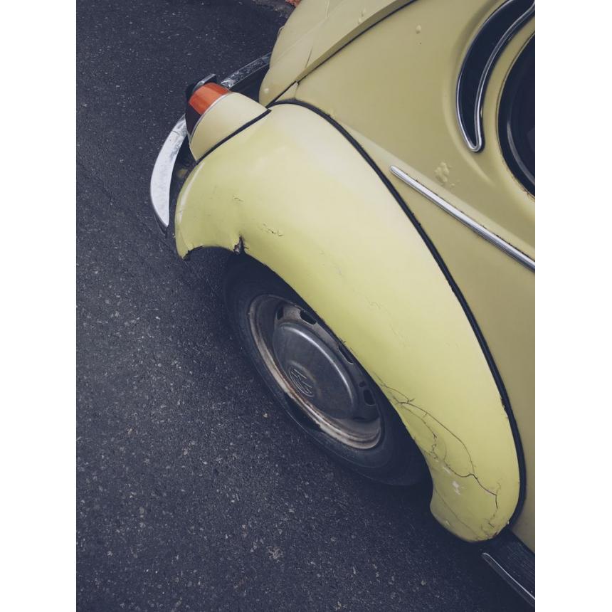 Πίνακας Vintage car