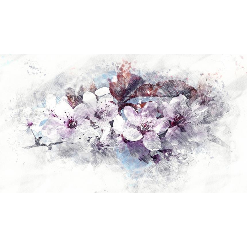 Πίνακας Άνθη αμυγδαλιάς
