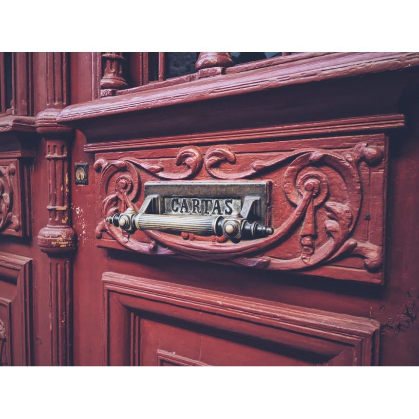Πίνακας Κόκκινη Πόρτα