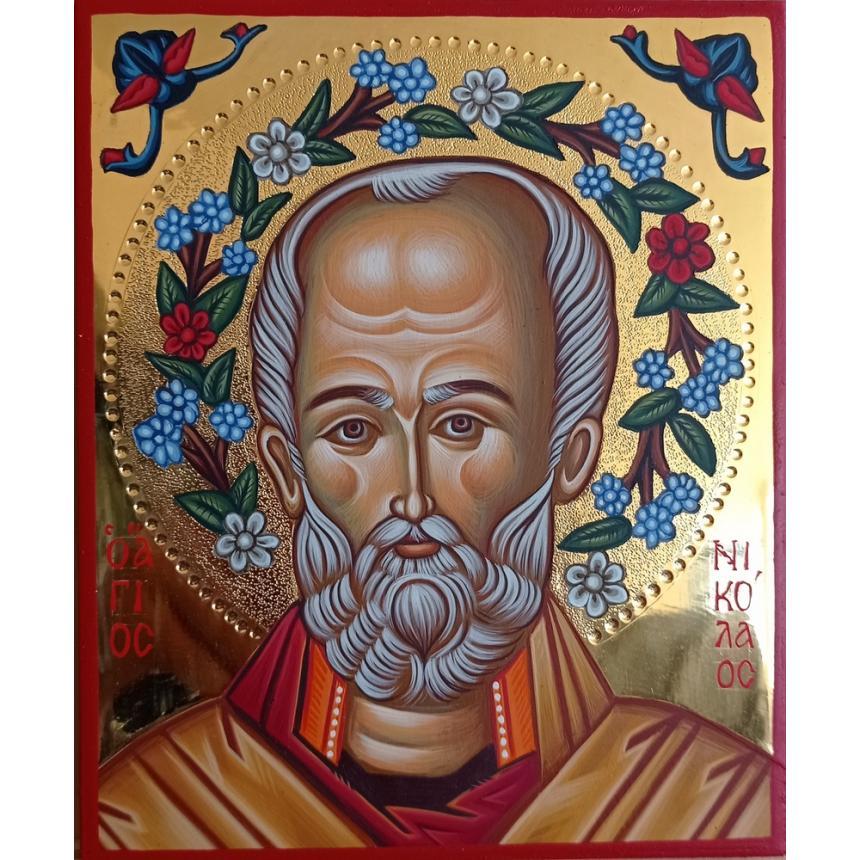 Αγιογραφία Άγιος Νικόλαος