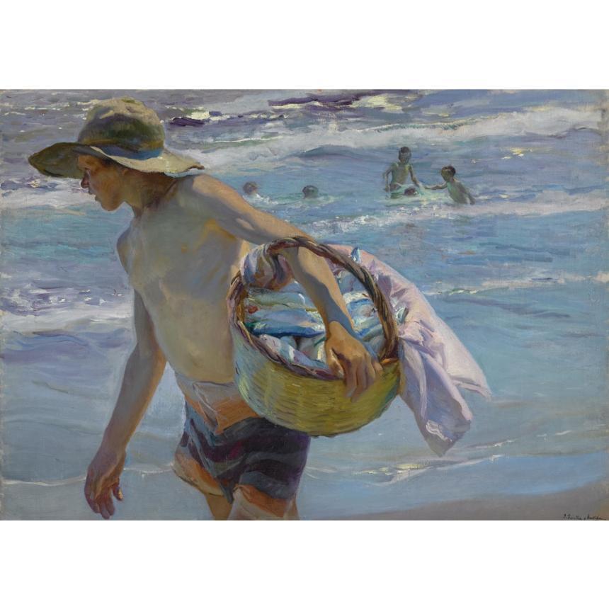 Πίνακας ζωγραφικής Ο ψαράς