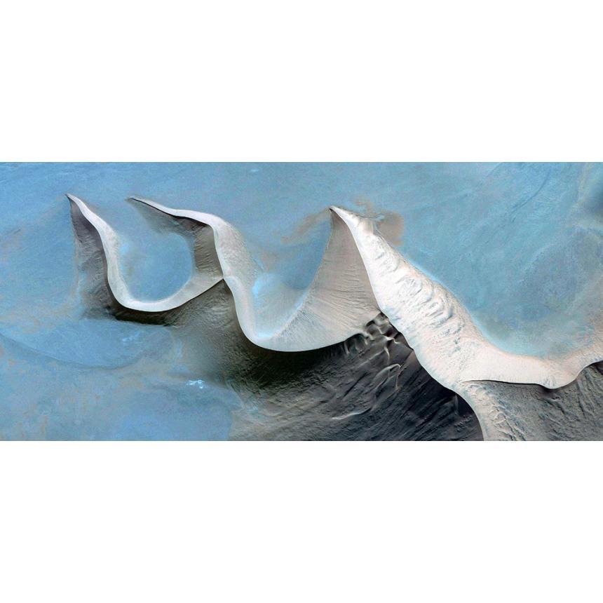 Πίνακας σε καμβά Abstract Αμμόλοφοι