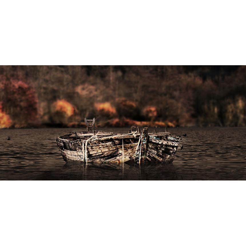 Βάρκα στη Λίμνη