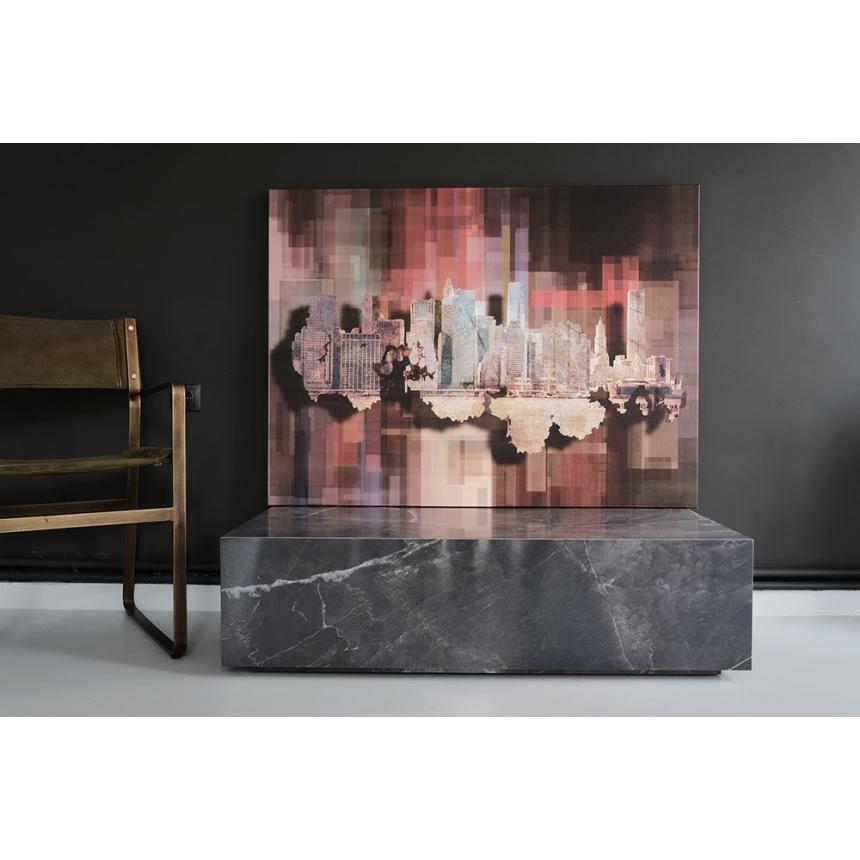 Πίνακας ζωγραφικής NY με pixel