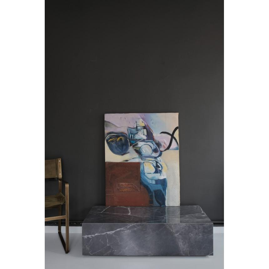 Πίνακες ζωγραφικής ελαιογραφία Μηχανή