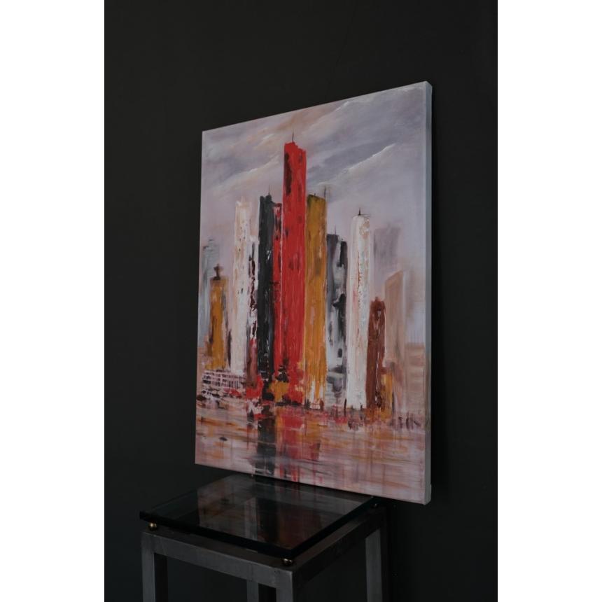 Πίνακας Κόκκινος Ουρανοξύστης