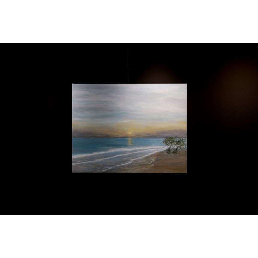 Πίνακας ζωγραφικής ηλιοβασίλεμα
