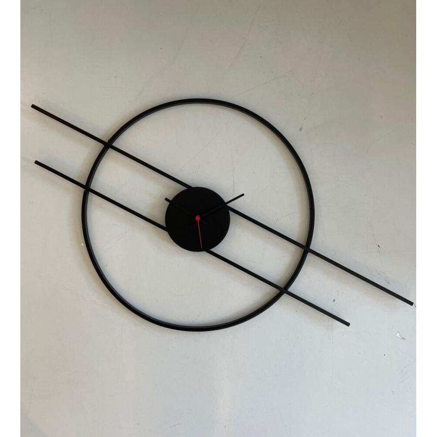 Επιτοίχιο μεταλλικό Ρολόϊ