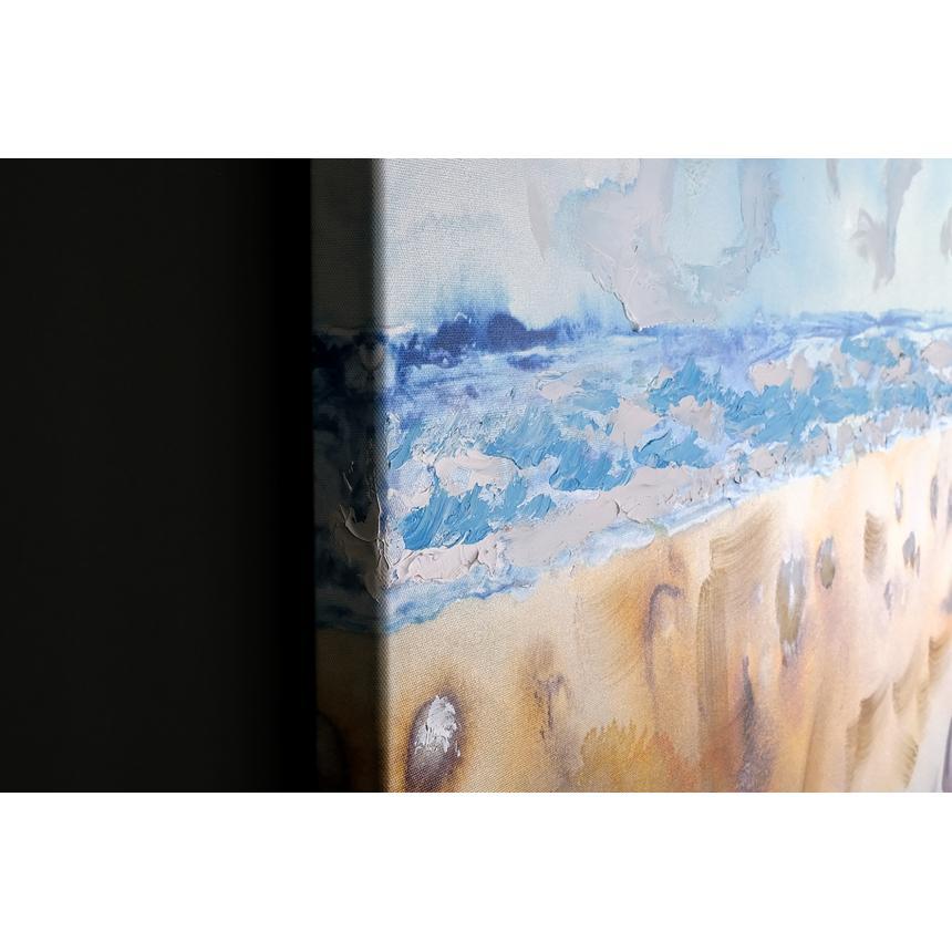 Πίνακας ζωγραφικής Παραλία surf